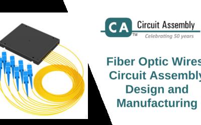Get More Fiber in Your Life: Fiber Optic Wires!
