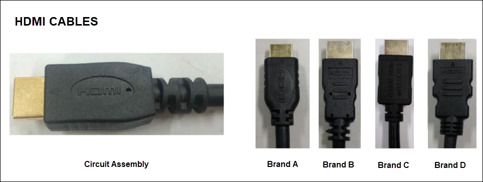 A Visual Quality Guide to HDMI Connectors