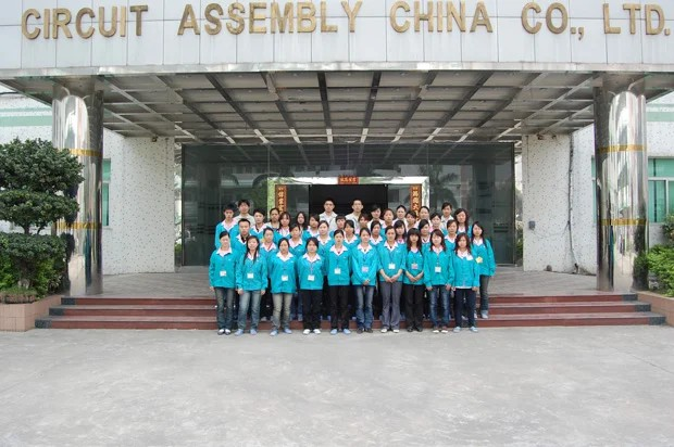 Circuit Assembly China: Learn more about our China production facility